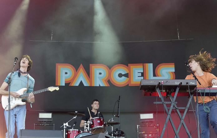 Parcels band