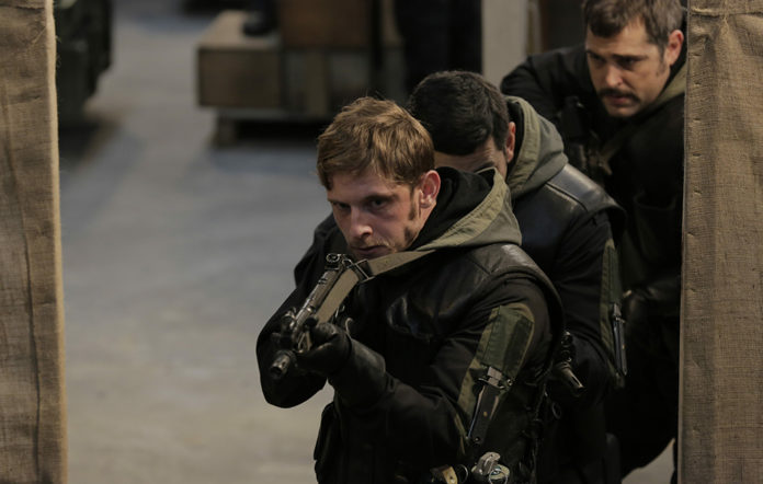 Interview: Jamie Bell on Iranian Embassy siege film 6 Days