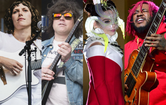Aldous Harding, Ryan Adams, Bjork and Thundercat