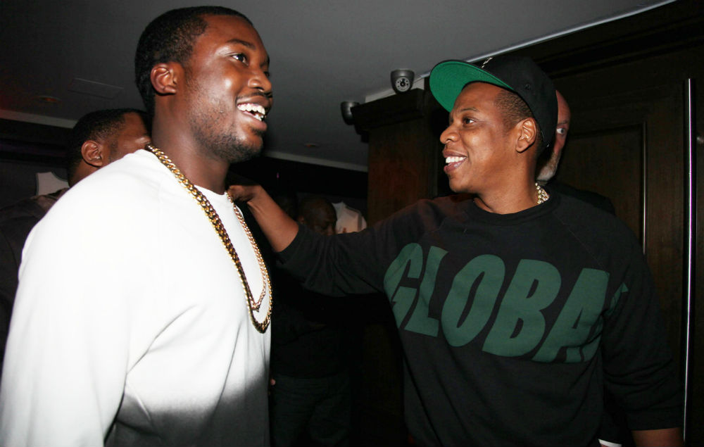 Meek Mill and Jay-Z