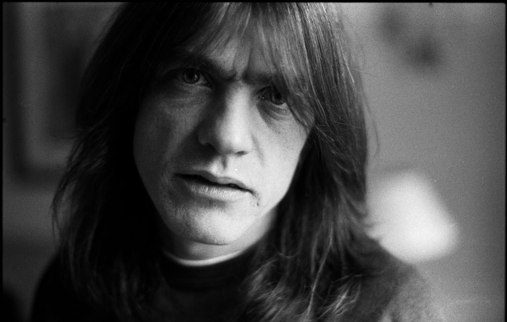 Malcolm Young, 1995