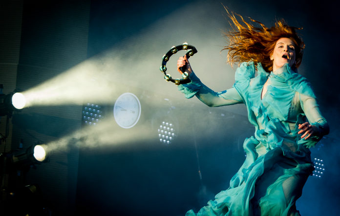 Florence + The Machine's Florence Welch
