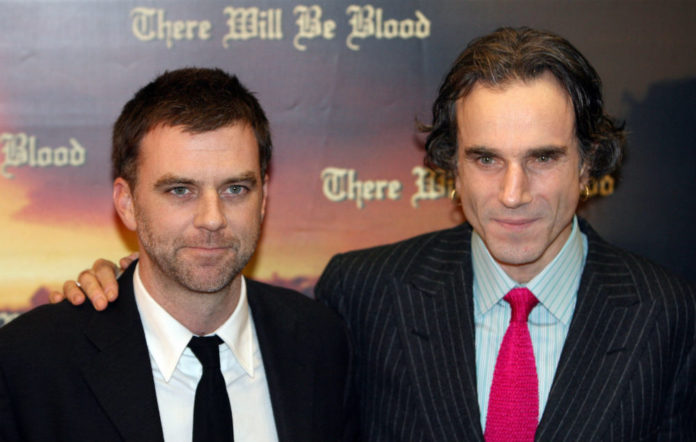 Paul Thomas Anderson and Daniel Day-Lewis