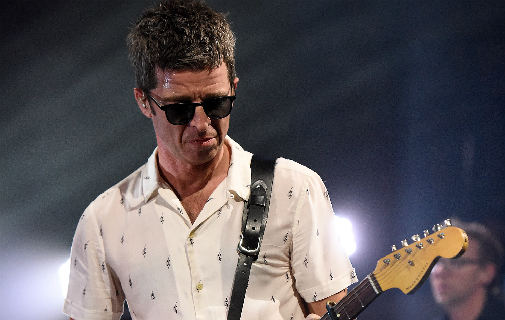 Noel Gallagher live at London's York Hall