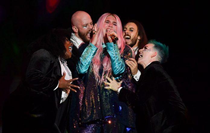 Kesha MTV EMA