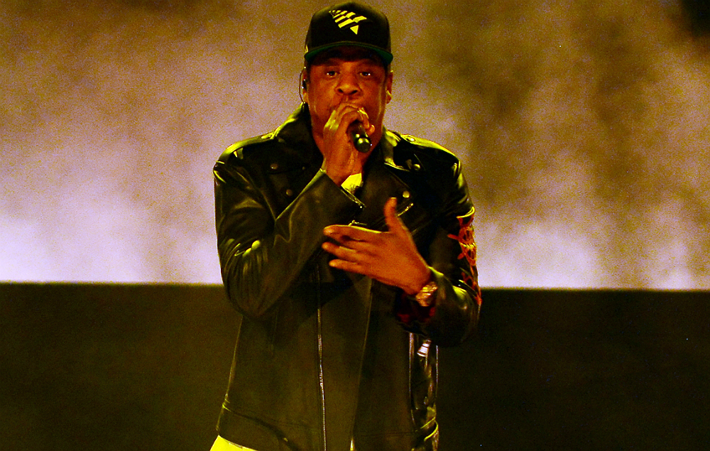 Jay-z live on his current '4:44' tour