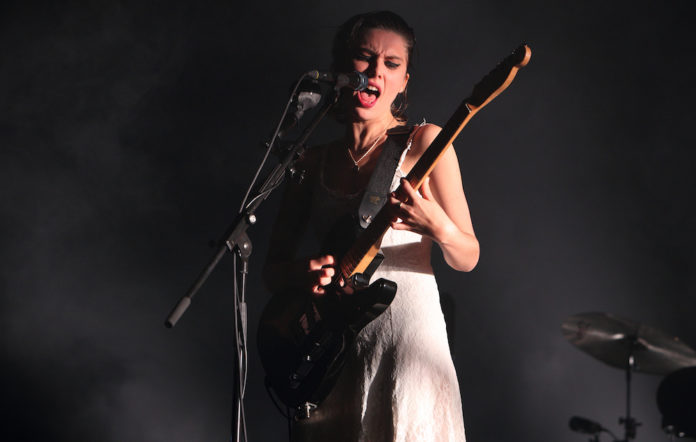 Wolf Alice Ally Pally