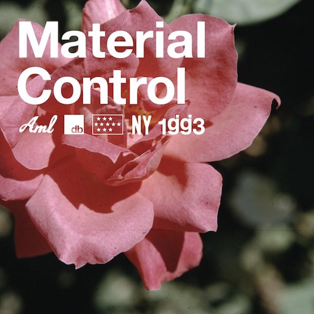 Glassjaw 'Material Control' album cover