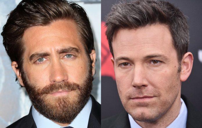 Jake Gyllenhaal and Ben Affleck