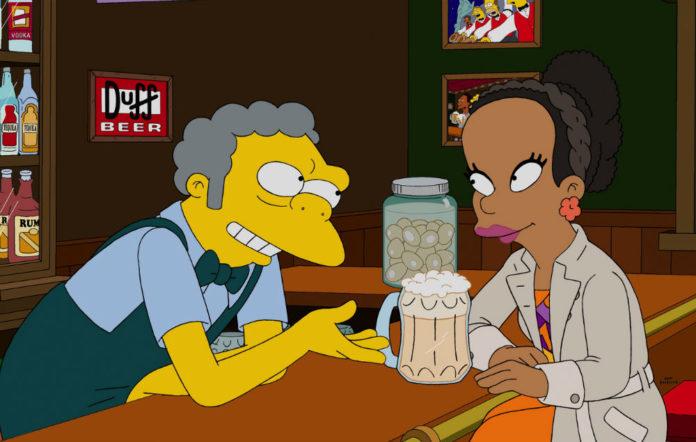 Simpsons Puerto Rico