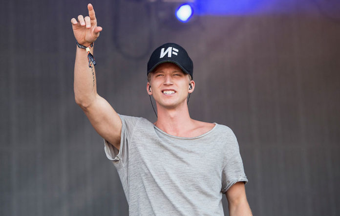 US number one rapper NF talks topping the charts with little press and  bringing his live show to the UK | NME