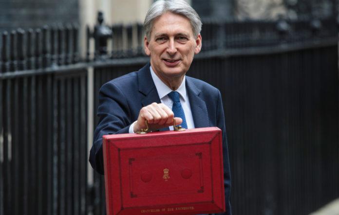 Philip Hammond, Chancellor, Budget, Politics