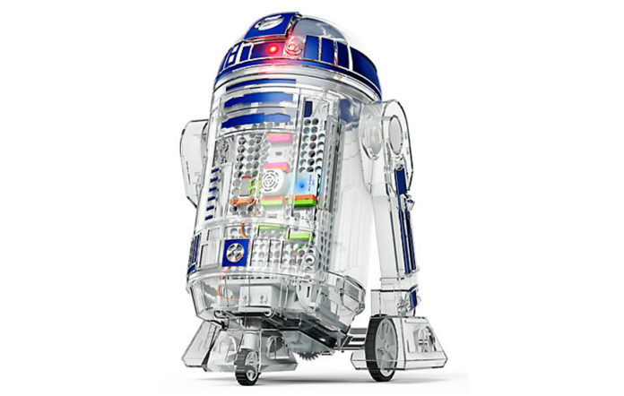 The 'Star Wars' droid inventor kit