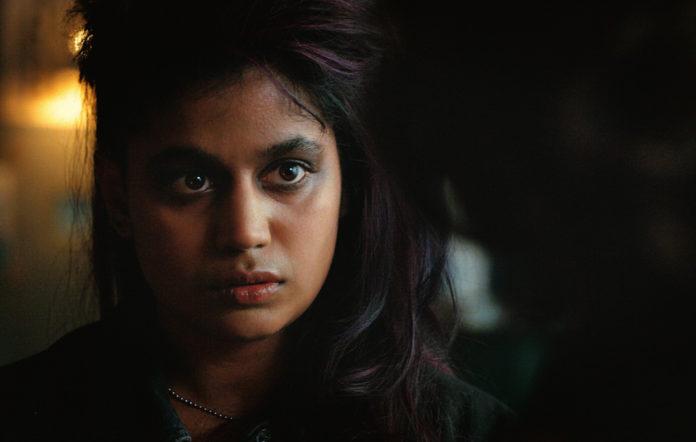 Linnea Berthelsen as Stranger Things' Kali