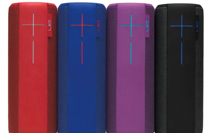 Ultimate Ears MEGABOOM Bluetooth Wireless speakers