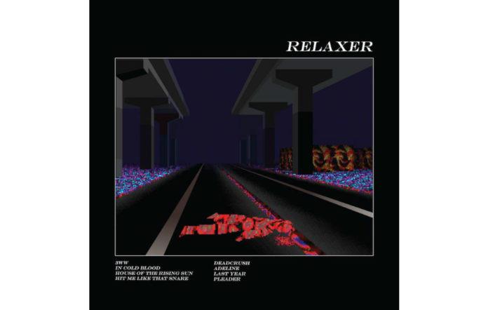 Alt-J - 'Relaxer'