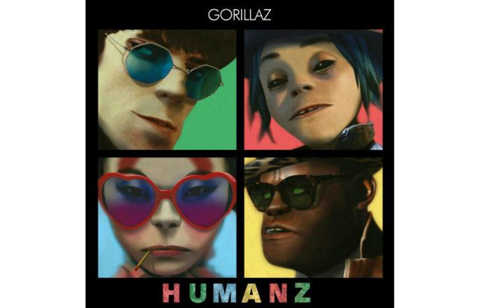 Gorillaz - 'Humanz'