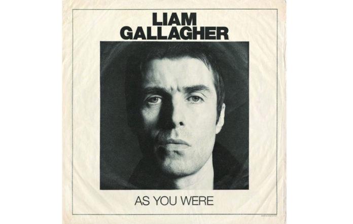 10. Liam Gallagher - 'As You Were'