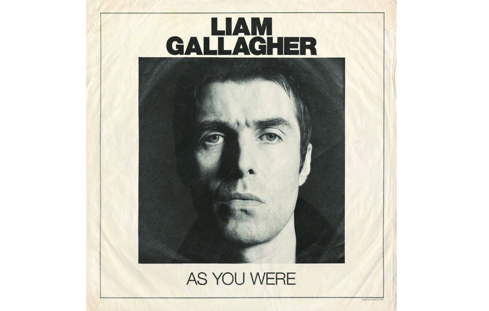 10. Liam Gallagher - 'As You Were'
