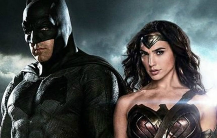 Batman and Wonder Woman in 'Justice League'