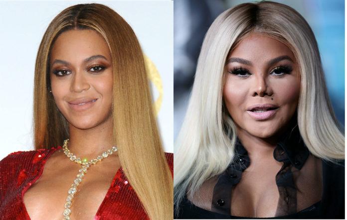 Beyonce and Lil' Kim
