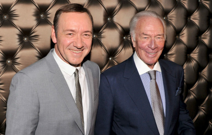 Christopher Plummer replaces Kevin Spacey trailer