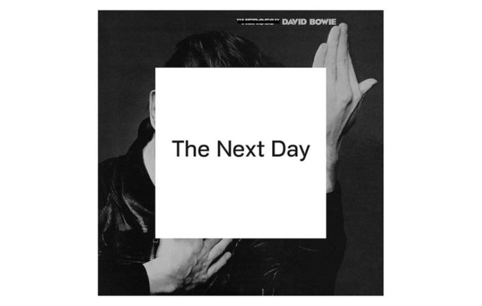 David Bowie, The Next Day, Artwork