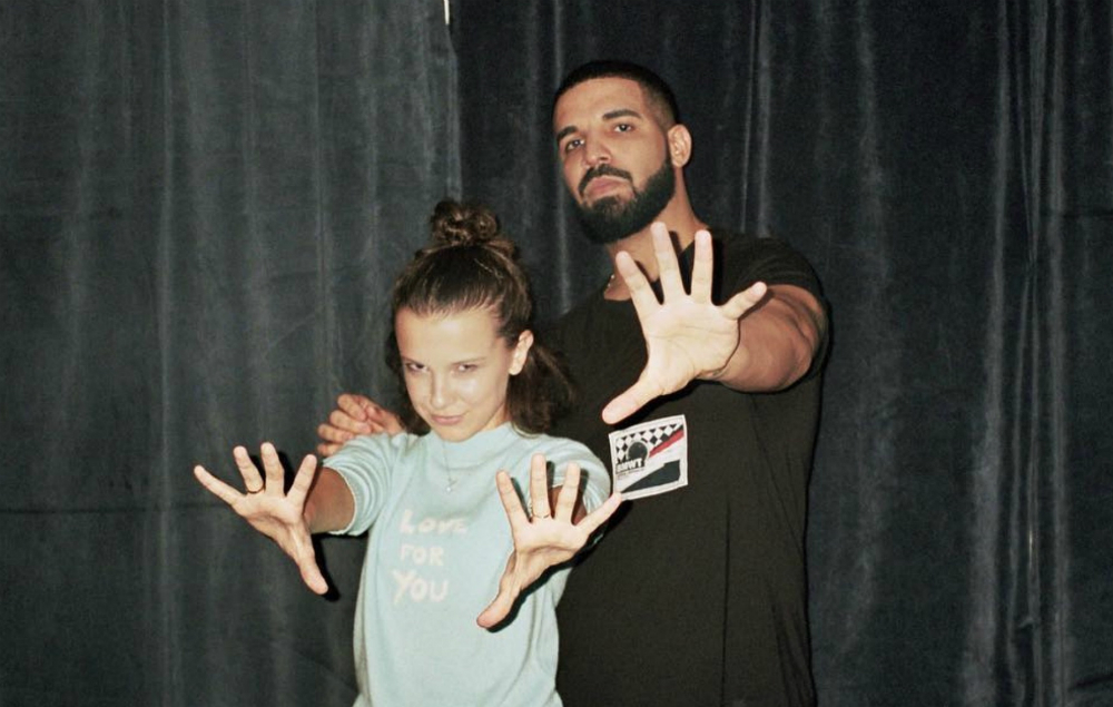Millie Bobby Brown On Drake He S Just A Great Person Nme