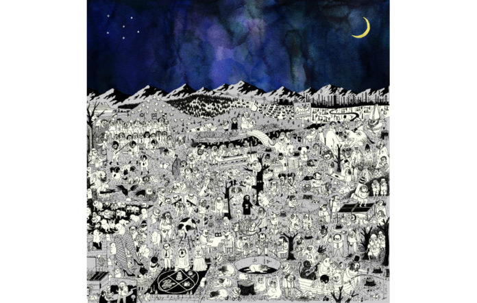 Father John Misty, Pure Comedy, Artwork