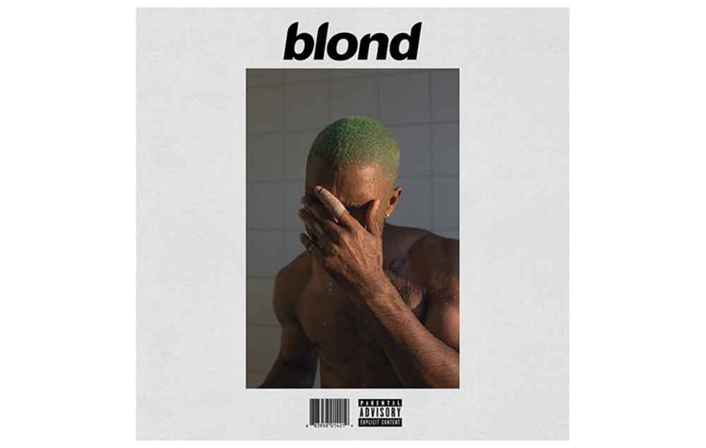 Frank Ocean, Blonde, Artwork
