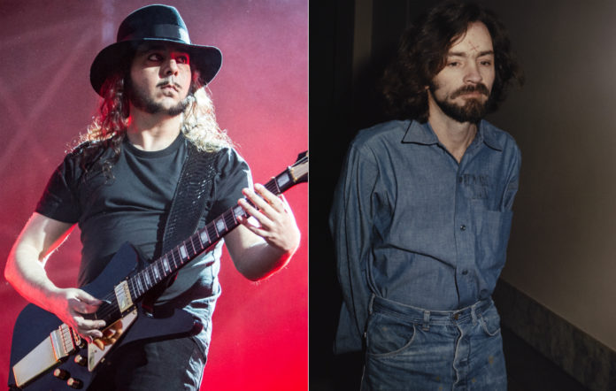 System Of A Down's Daron Malakian and Charles Manson