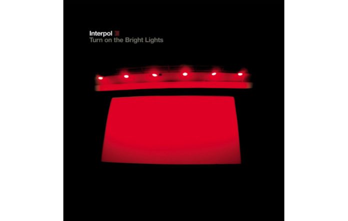 Interpol, Turn on the Bright Lights, Artwork