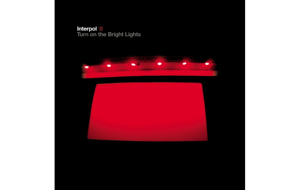 Interpol, Turn on the Bright Lights, Artwork