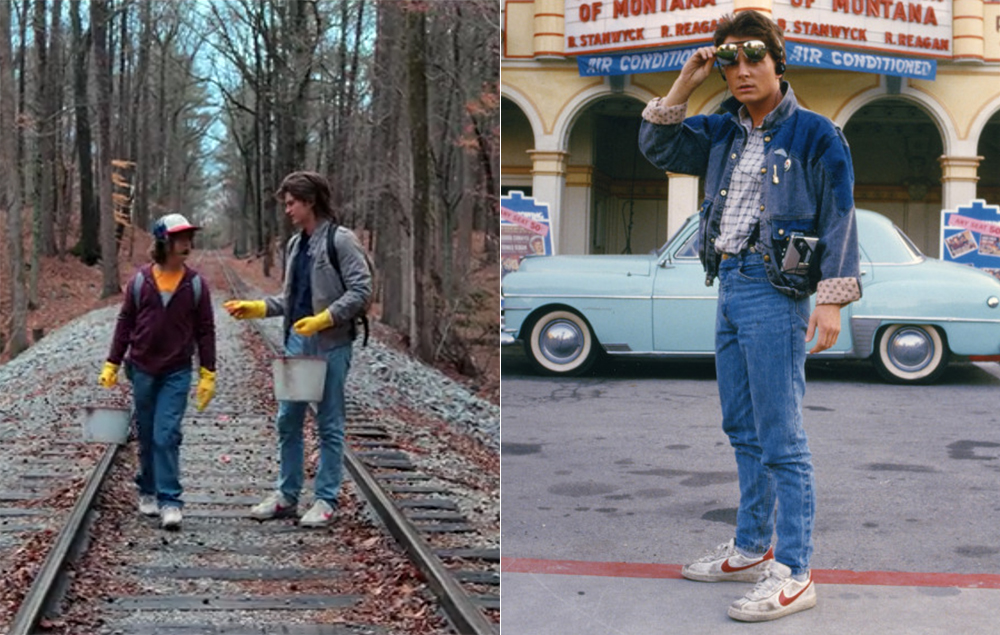 Marty McFly trainers almost
