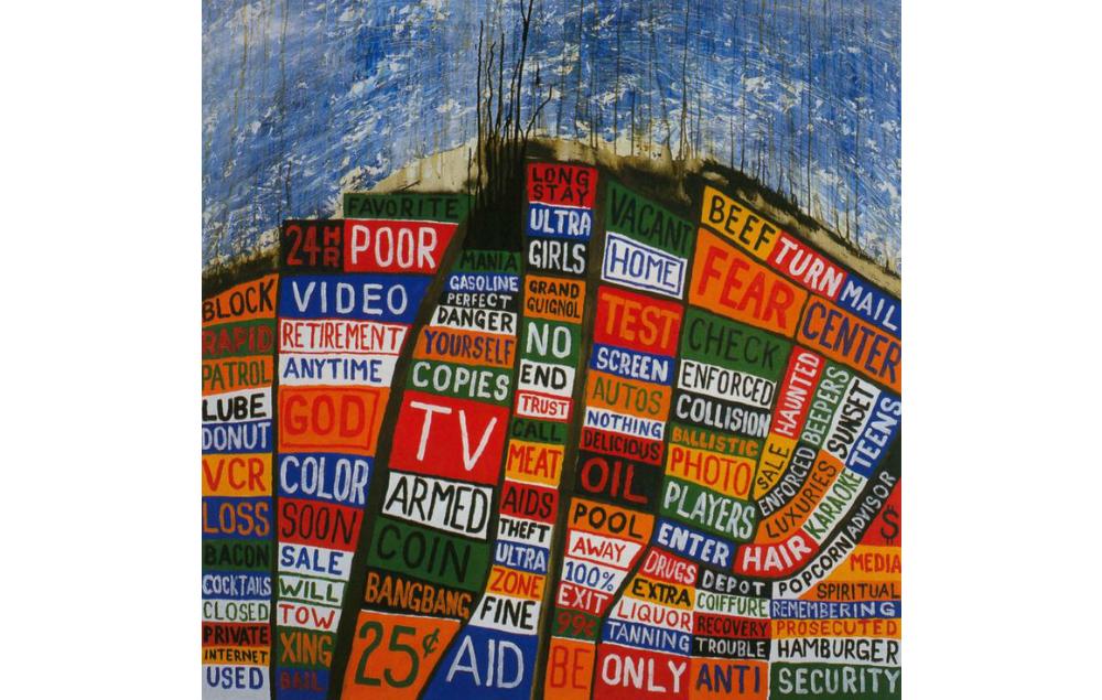 Radiohead, Hail to the Thief, Artwork
