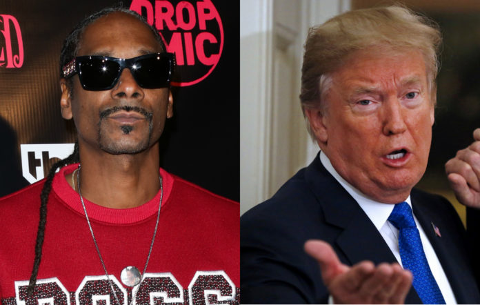 Snoop Dogg, Donald Trump