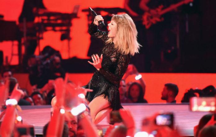 Taylor Swift Reputation million pre-sale