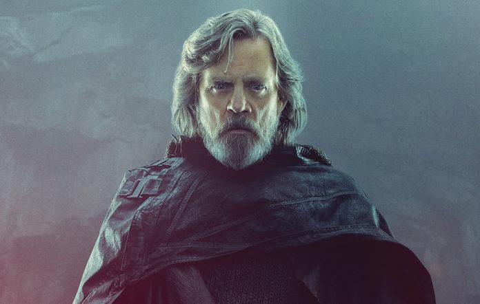 Star Wars' Luke Skywalker