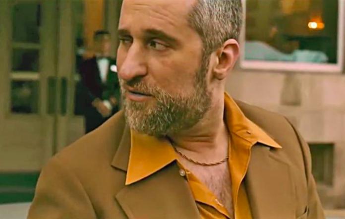Dustin Diamond as Harvey Weinstein