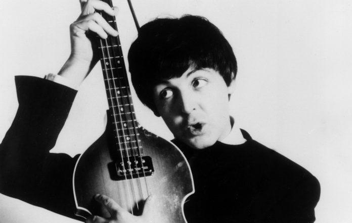 Paul McCartney in 1965