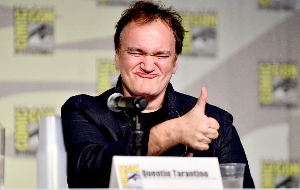 Quenin Tarantino
