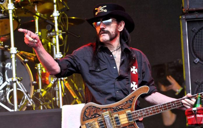 Lemmy final solo recording