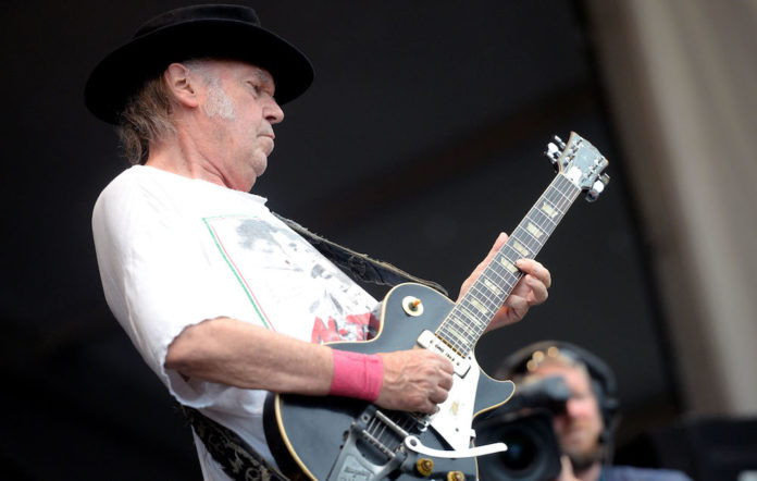 Neil Young archive