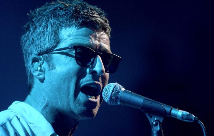 Noel Gallagher stadium