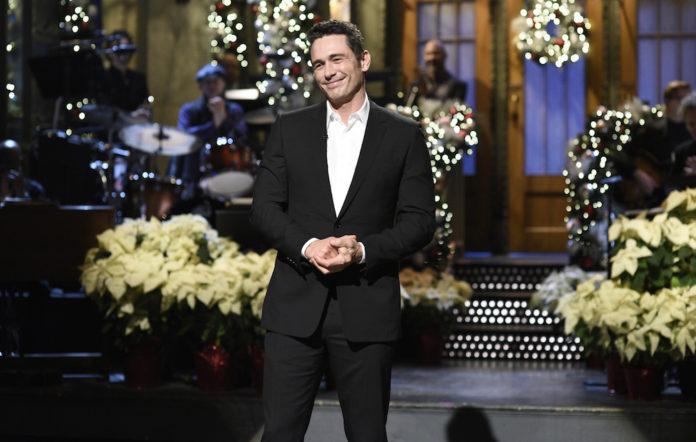 James Franco SNL