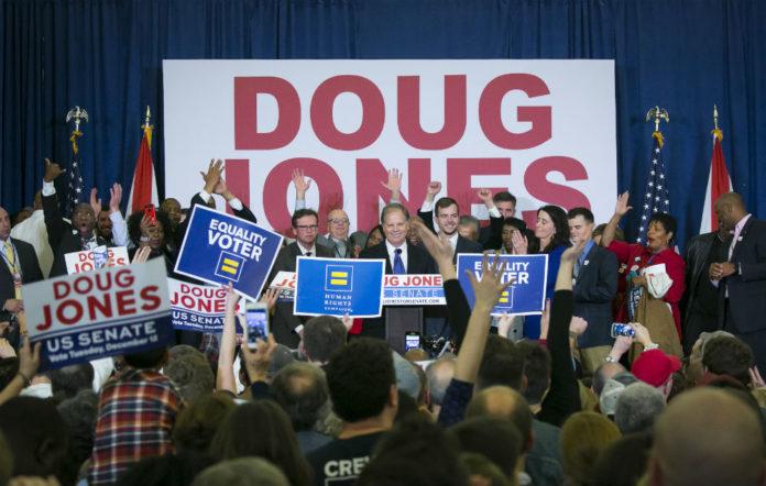 Alabama Doug Jones
