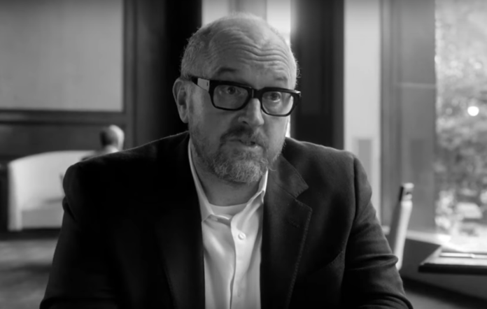 Louis CK in 'I Love You Daddy'