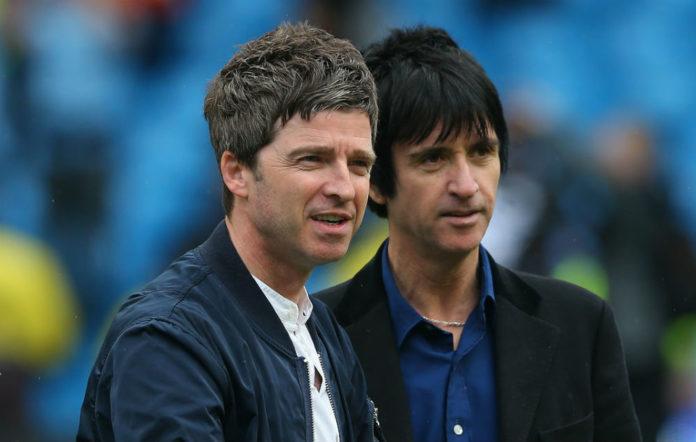 Noel Gallagher, Johnny Marr