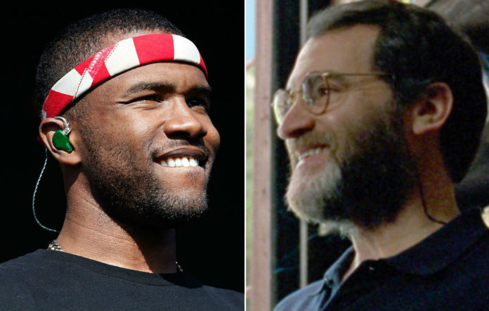 Frank Ocean, Michael Stuhlbarg in 'Call Me By Your Name'