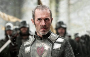 Stephen Dillane as Stannis in 'Game Of Thrones'